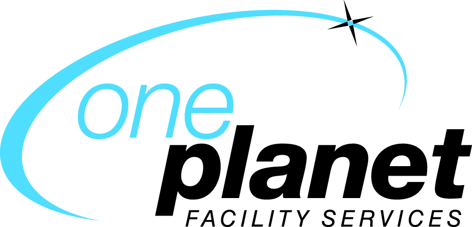 one planet facility service management logo